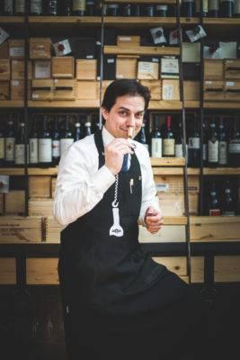 Oscar Mazzoleni, patron di Al Carroponte