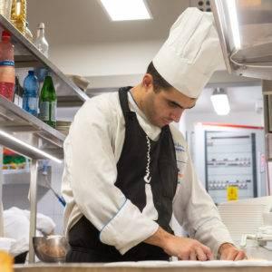 chef Fabio Lanceni<br />