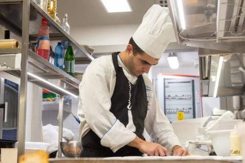 chef Fabio Lanceni<br /></noscript><img class=